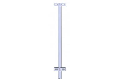 Столб промежуточный ПО-1.300 СБ