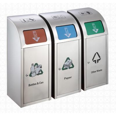 Урна для раздельного сбора мусора Artbin Largo